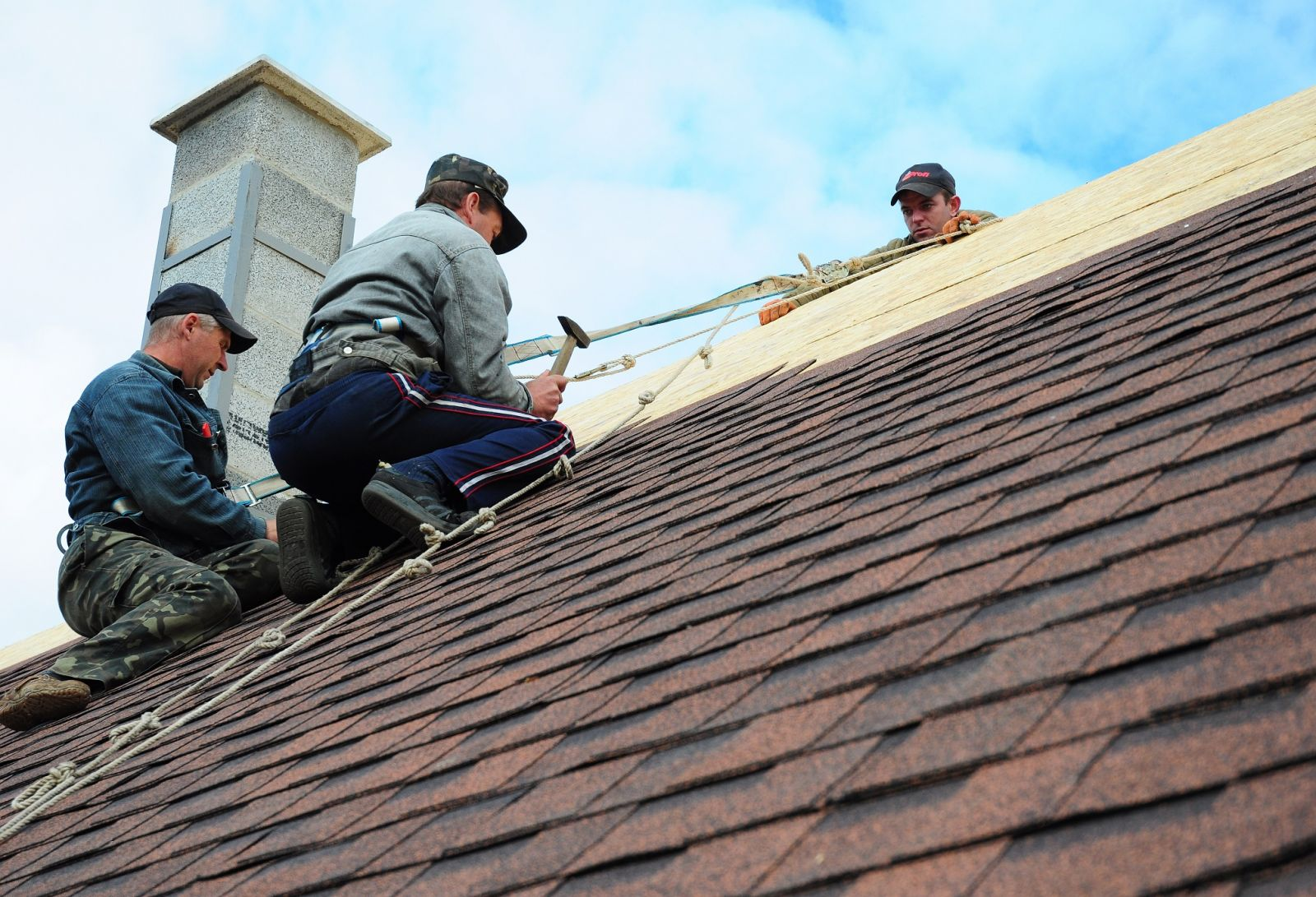 Chesterfield Roof Leak Repair