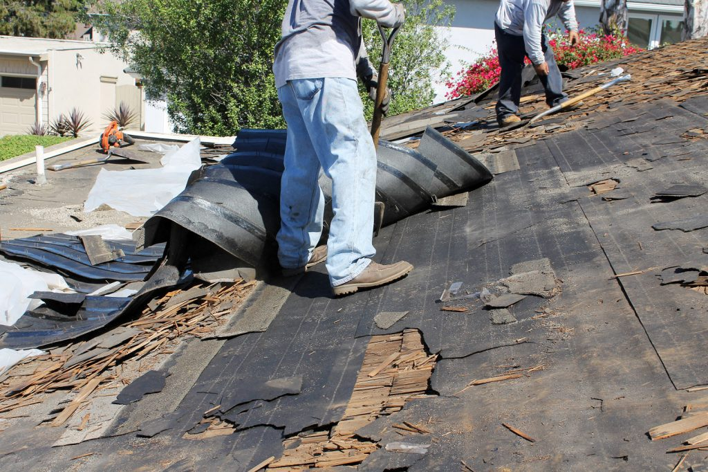 Residential Roof Replacement Charlotte NC
