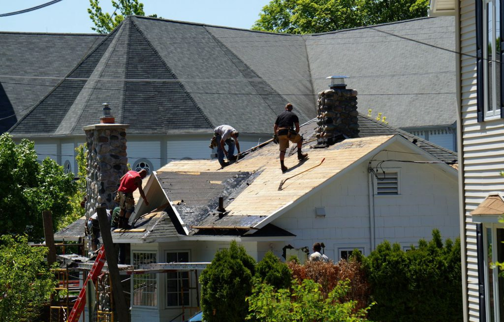Roof Replacement Service Charlotte NC