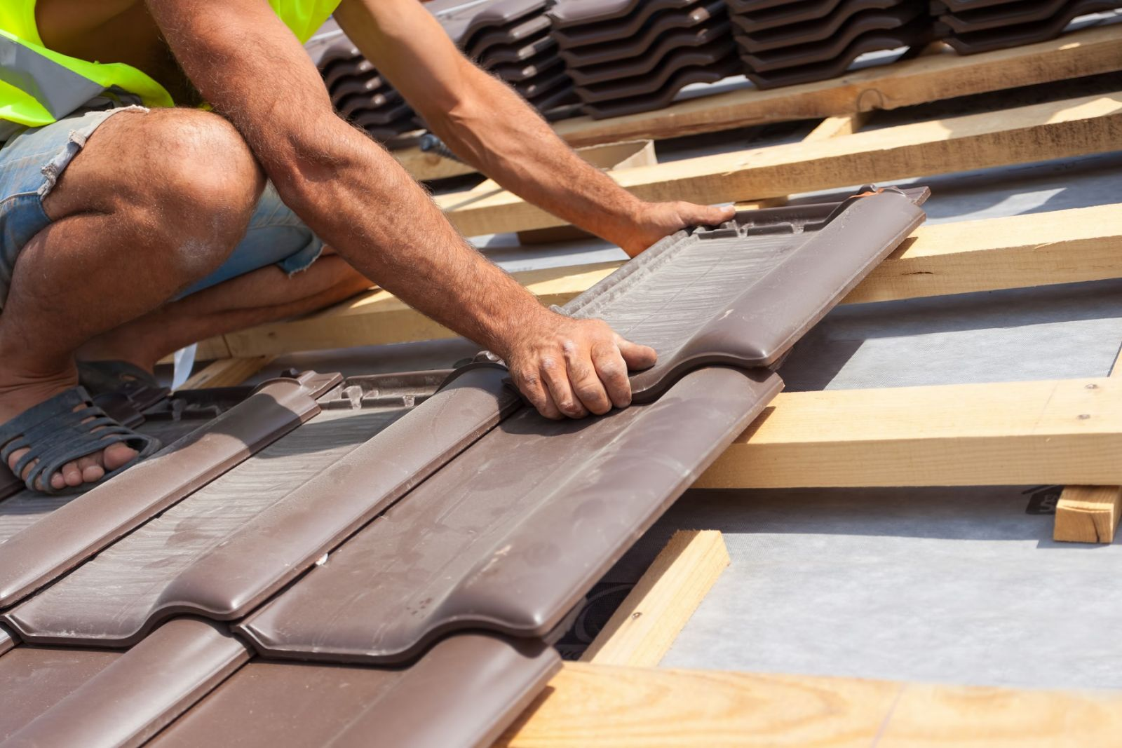 residential roof installation services in charlotte nc with rose roofing